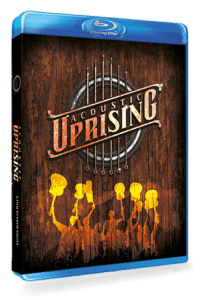 Acoustic Uprising Blu-ray