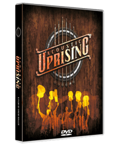 Acoustic Uprising DVD